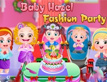 baby hazel fashion party